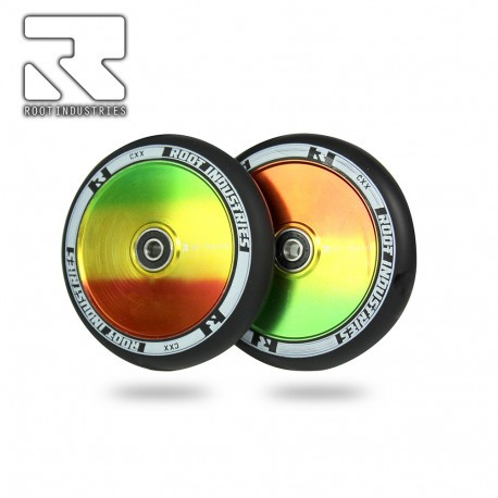ROOT WHEELS 120MM AIR BLACK, marley
