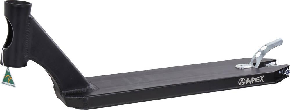 apex stunt scooter deck schwarz easy grind funsports ug. Black Bedroom Furniture Sets. Home Design Ideas