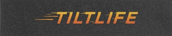Tilt Tiltlife Sunset Stunt Scooter Griptape, orange