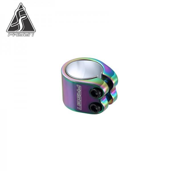 FASEN CLAMP 2 BOLTS, neochrome