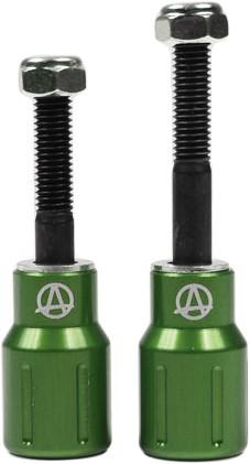 Apex Barnaynay Grind Stunt Scooter Peg Set, grün