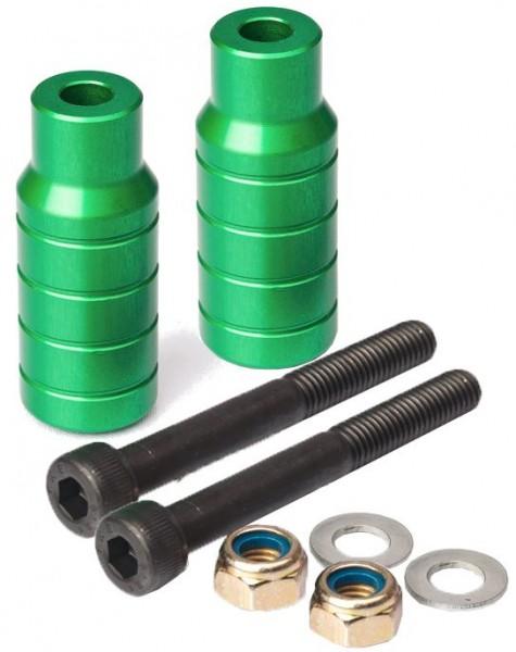 Apex Grind Peg Set, grün