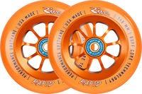 River Glide Rollen 2 Stk. (komplett), orange