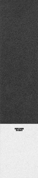 Tilt 50-50 Stunt Scooter Griptape, schwarz/weiß